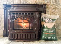 Wood Pellets Offered By Southern Maine Renewable Fuels