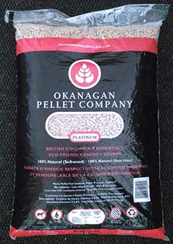 Okanagan Wood Pellets