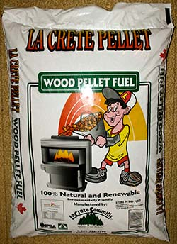 La Crete Wood Pellets Southern Maine Renewable Fuels Home