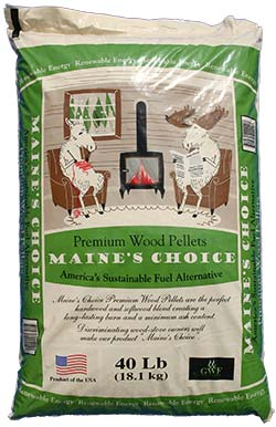 Maine's Choice Wood Pellets