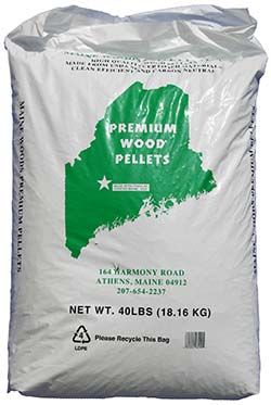 Maine Woods Premium Wood Pellets